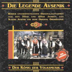 Die Legende Avsenik - Slavko Avsenik und seine Original Oberkrainer