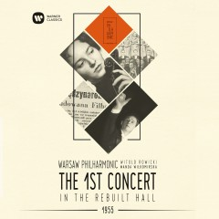 Warsaw Philharmonic - The First Concert in the Rebuilt Hall, 1955 - Warsaw Philharmonic