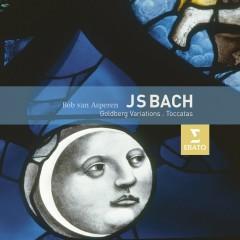 Bach : Toccatas & Goldberg Variations - Bob van Asperen