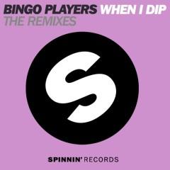When I Dip (feat. J2K & MC Dynamite) [The Remixes] - Bingo Players, J2K, MC Dynamite