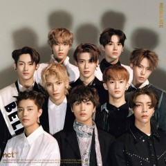 NCT #127 Regulate – The 1st Album Repackage - NCT 127
