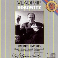Horowitz: Favorite Encores - Vladimir Horowitz