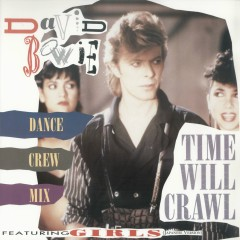 Time Will Crawl E.P. - David Bowie
