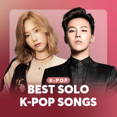 BEST SOLO K-POP SONGS