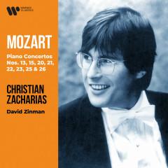 Mozart: Piano Concertos Nos. 13, 15, 20, 21, 22, 23, 25 & 26