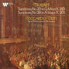 Mozart: Symphonies Nos. 25 & 29 - Riccardo Muti