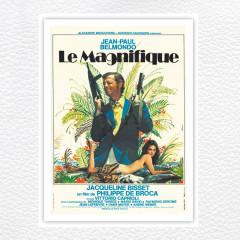 Le Magnifique (Original Motion Picture Soundtrack) - Claude Bolling