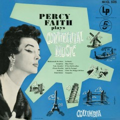 Plays Continental Music - Percy Faith & His Orchestra