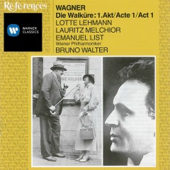 Wagner: Die Walküre, Act I - Bruno Walter