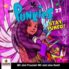 027/Stay tuned! - Die Punkies