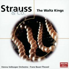 Strauss & Co.: The Waltz Kings - Wiener Volksopernorchester, Franz Bauer-Theussl