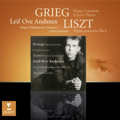 Grieg/Liszt - Piano Concertos - Leif Ove Andsnes
