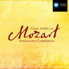 Great Artists of Mozart - The Anniversary Compilation - Various Artists