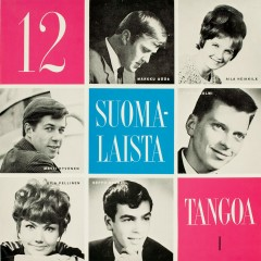 12 suomalaista tangoa 1 - Various Artists
