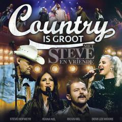 Country Is Groot - Met Steve En Vriende (Live) - Various Artists