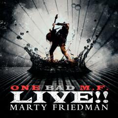 One Bad M.F. Live!! - Marty Friedman