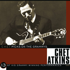 Chet Picks On The Grammys - Chet Atkins,  C.G.P.