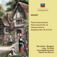 Mozart: Symphonies And Concertos - Eduard Van Beinum, Royal Concertgebouw Orchestra, London Philharmonic Orchestra, Hubert Barwahser, Phia Berghout