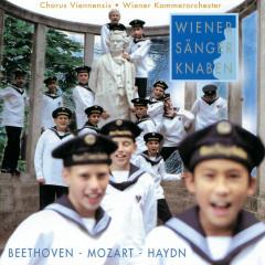 Beethoven - Mozart - Haydn - Wiener Sangerknaben, Wiener Kammerorchester, Gerald Wirth