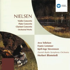 Nielsen: Symphonic Rhapsody/ Helios Overture/ Saga Drom etc - Herbert Blomstedt