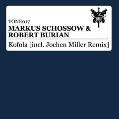 Kofola - Marcus Schossow, Robert Burian