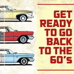 Get Ready to Go Back to the 60's - Various Artists
