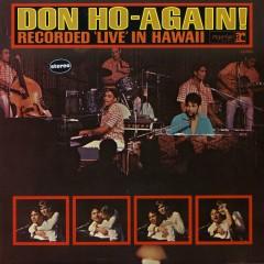 Don Ho: Again! - Don Hồ