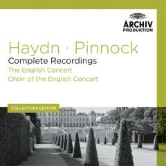 Haydn - Pinnock: Complete Recordings (Collectors Edition) - The English Concert, Trevor Pinnock, The English Concert Choir