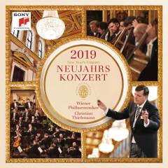 Neujahrskonzert 2019 / New Year's Concert 2019 / Concert du Nouvel An 2019 - Christian Thielemann, Wiener Philharmoniker