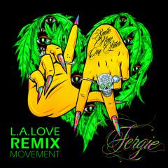 L.A.LOVE (la la) - Fergie
