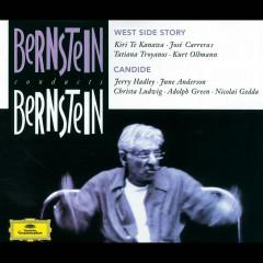 Bernstein: West Side Story; Candide - Orchestra, London Symphony Orchestra, Leonard Bernstein