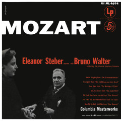Bruno Walter Conducts Mozart Arias