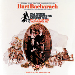 Butch Cassidy And The Sundance Kid (Original Motion Picture Soundtrack) - Burt Bacharach