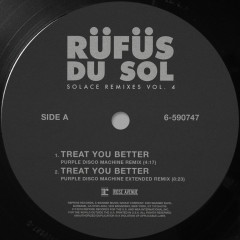 SOLACE REMIXES VOL. 4 - RÜFÜS DU SOL