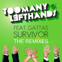 Survivor (The Remixes) - Gattas, TooManyLeftHands