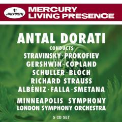Antal Dorati conducts - Minneapolis Symphony Orchestra, London Symphony Orchestra, Antal Doráti