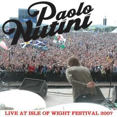 Live at Isle Of Wight Festival, 2007 (US Digital EP) - Paolo Nutini