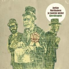 Kierrätyspiste - EP - Jarkko Martikainen
