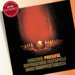 Wagner: Parsifal - Jess Thomas, Hans Hotter, Irene Dalis, Gustav Neidlinger, Orchester der Bayreuther Festspiele