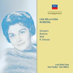 Lisa della Casa In Recital - Lisa della Casa, Karl Hudez, Wiener Philharmoniker, Karl Böhm