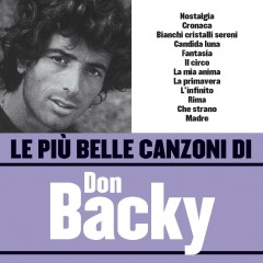 Le pìu belle canzoni di Don Backy - Don Backy