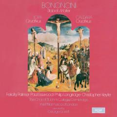 Bononcini: Stabat Mater / Lotti: Crucifixus / Caldara: Crucifixus - George Guest, Felicity Palmer, Philip Langridge, Paul Esswood, Christopher Keyte