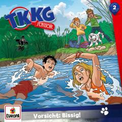 002/Vorsicht: Bissig! - TKKG Junior