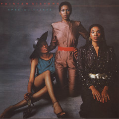 Special Things (Bonus Track Version) - The Pointer Sisters