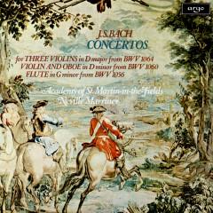 Bach, J.S.: Concertos for Violin & Flute - Carmel Kaine, William Bennett, Academy of St. Martin in the Fields, Sir Neville Marriner