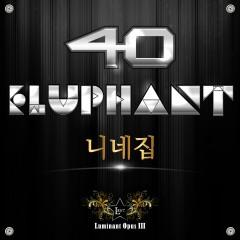 Luminant Opus III - Forty, Eluphant