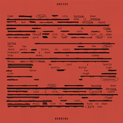 Burning (Single) - Koffee