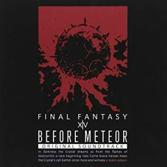 STORMBLOOD FINAL FANTASY XIV Original Soundtrack CD1