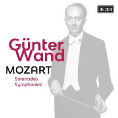 Mozart: Serenades, Symphonies - Günter Wand, Gürzenich Orchestra Köln