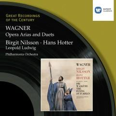 Wagner: Arias - Birgit Nilsson, Hans Hotter, Leopold Ludwig, Philharmonia Orchestra